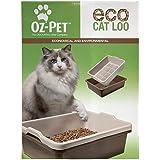 Oz-Pet Eco Cat Loo Litter System Set,