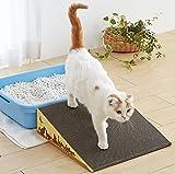 にゃんこスロープ (猫 トイレ用品)