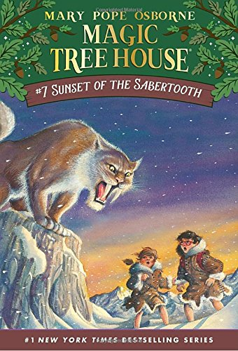 Sunset of the Sabertooth (Magic Tree House (R))の詳細を見る