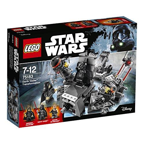 レゴ(LEGO)スター・ウォーズ ダース・ベイダー™ の誕生 75183