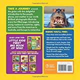 National Geographic Little Kids First Big Book of the World (National Geographic Little Kids First Big Books) 画像