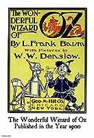 "The Wonderful Wizard of Ozイラストレーション: Small 13"" × 19""ポスター 13""×19"" OZ003~sp"