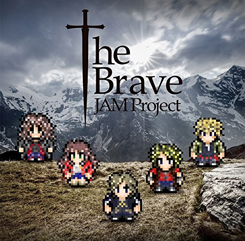 JAM Project – The Brave [FLAC / 24bit Lossless / WEB] [2016.11.02]
