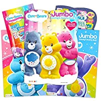 Bendon Care Bears Jumbo色andアクティビティ( 96ページ、4本のセット