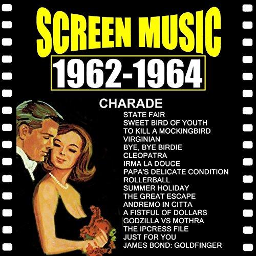 映画音楽大全集 1962-1964 シャレード/007:ゴー...