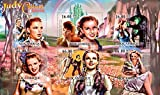 Judy Garland, Wizard of Oz Collectible Postage Stamps 2528 by Mozambique [並行輸入品]