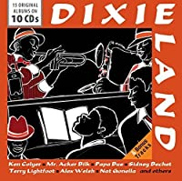 Dixieland Jazz - 15 Original Albums on 10 CDs by Various Artists