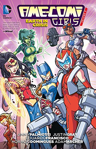 Download Ame-Comi Girls Vol. 3: Earth in Crisis 1401250378