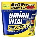 味の素 アミノバイタル アミノプロテイン レモン味 30本入パウチ