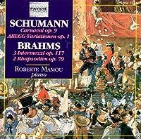 Schumann / Brahms: Carnaval /