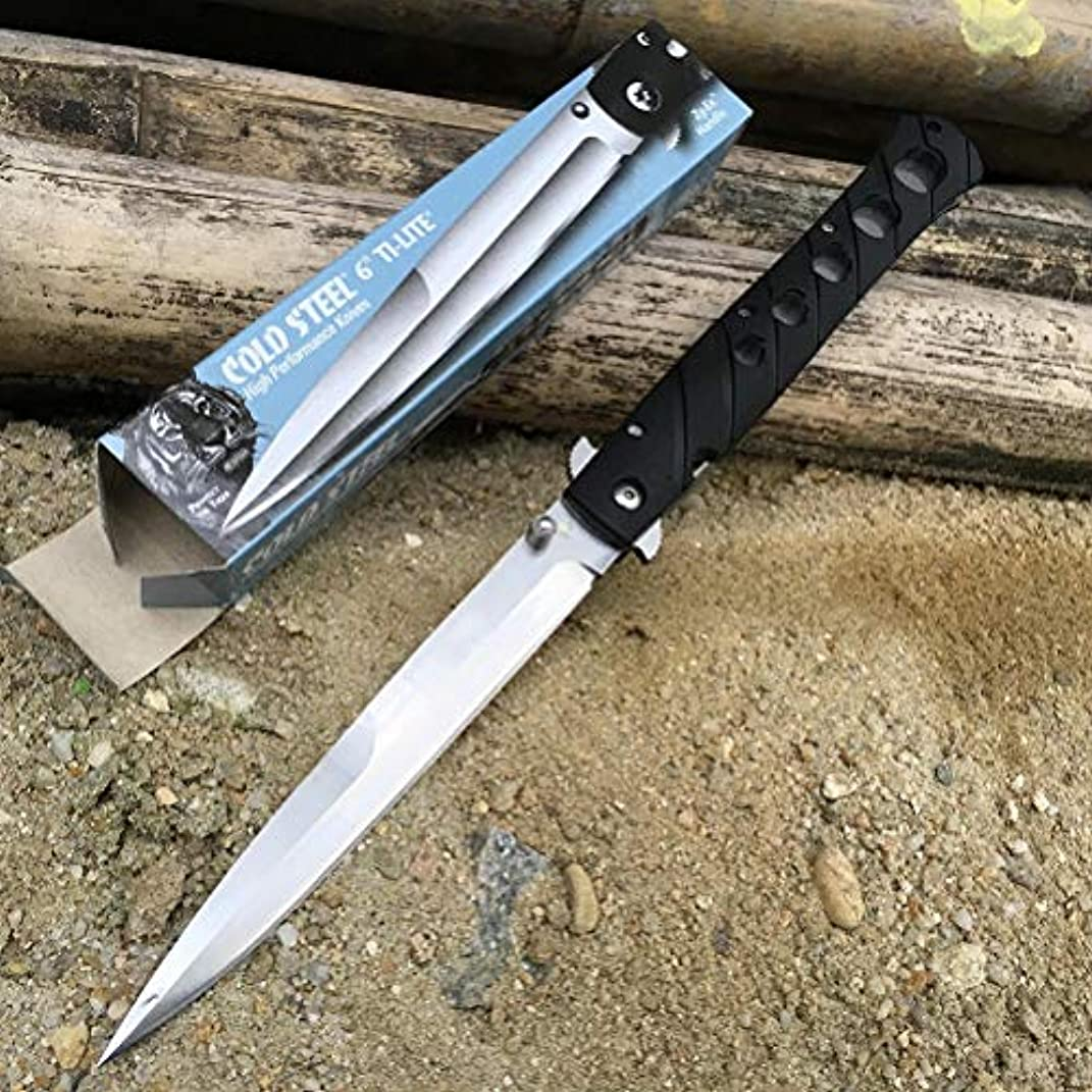 自分の力ですべてをする傭兵生きているBesline 折り畳み式 ナイフ フォールディングナイフ 持ち運び 切れ味良い 小型 軽量 高硬度 高耐久 カッコイイ 釣り アウトドア レジャー 登山などに最適