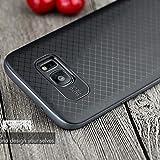 Galaxy S7 Edge ケース ソフト TPUケース ギャラクシー S7 エッジ 用 docomo SC-02H au SCV33 グレイ ( Grey )