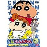 クレヨンしんちゃん TV版傑作選 第3期シリーズ 22 [DVD]