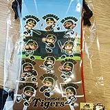 阪神タイガース×パワプロコラボ 巾着袋