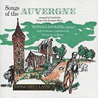 CANTELOUBE:SONGS OF THE AUVERGNE