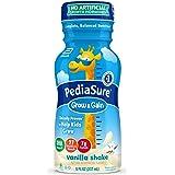Pediasure Grow & Gain Kids' Nutritional Shake, with Protein, DHA, & Vitamins & Minerals, Vanilla, 8 Fl Oz, 16 Count