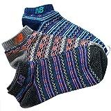ニューバランス スニーカー [3足組] レディースソックス 靴下 婦人 NB ニューバランス スニーカーソックス 23-25cm