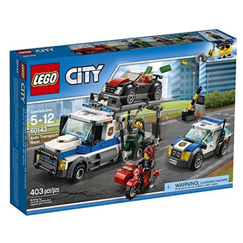 レゴ(LEGO)シティ ポリストランスポート強盗 60143 [並行輸入品]