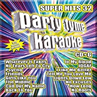 Super Hits 32 (16-Song CD+G)