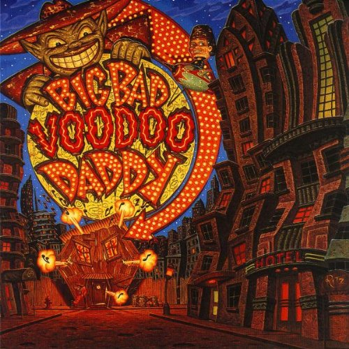 Big Bad Voodoo Daddyの詳細を見る