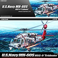1/35 U.S.Navy MH-60S HSC-9 Tridents ACADEMY #12120