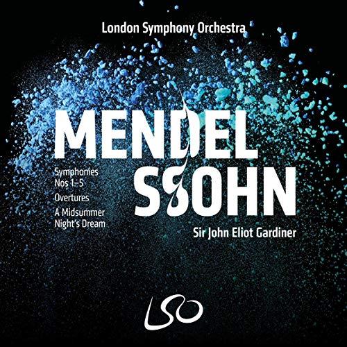 Symphonies No.1-5 -Sacd-