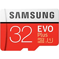 Samsung EVO Plus 32GB microSDHC UHS-I U1 95MB/s Full HD Nint…