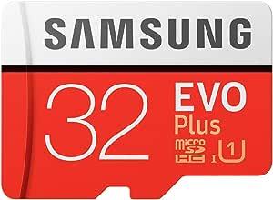 Samsung EVO Plus 32GB microSDHC UHS-I U1 95MB/s Full HD Nintendo Switch動作確認済 MB-MC32GA/ECO 国内正規保証品