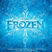 FROZEN フローズン アナと雪の女王 サウンドトラック レットイットゴー Let it go Idina Menzel イディナ・メンゼル DSND-19061022 ( 輸入盤 )