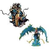 一番くじ ワンピース EX 悪魔を宿す者達 A賞 + B賞 フィギュア2種セット【カイドウ+マルコ 】