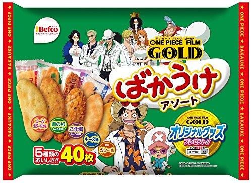 栗山米菓 ばかうけアソート 40枚入