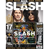 Classic Rock Presents: Slash Featuring Myles Kennedy And The Conspirators World On Fire Fanpack