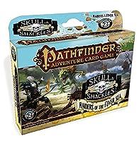Skull & Shackles Adventure Deck 2: Raiders of the Fever Sea (Pathfinder Adventure Card Game)
