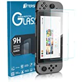Tersely Screen Protector Glass for Nintendo Switch, [2 Pack] Premium Tempered Glass Screen Protector for Nintendo Switch (201