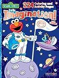 (Ultimate Activity Poster Book) - Bendon 56862 Sesame Street 32-Page Ultimate Activity Poster Book