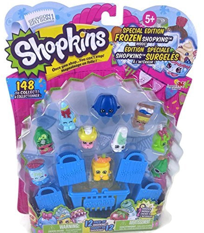 Shopkins Season 1 - 12 Pack Special Edition Frozen Ice Cream Dream ( Style #5) [並行輸入品]