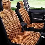 YIFAN 車用クッション 座席 シート カバー 背もたれ付き 自転車 マッサージ プラスチック PVC  涼しい 車内保護 丈夫さ 通気性 耐久性 高品質 コーヒー色