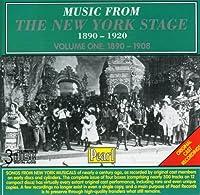 Ny Stage 1890-1920 Vol 1