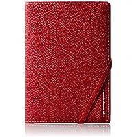 [コンサイス] スキミングブロック パスポートカバー皮革調R 13cm kg 293118