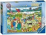1000ピース ジグソーパズル The Country Park (70 x 50 cm)