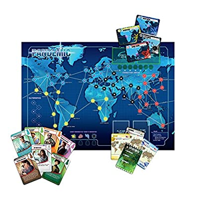 Pandemic board game ? English edition
