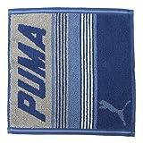 プーマ 通販 PUMA プーマ[ハンカチタオル]ミニタオル/AC0042 【ブルー 】