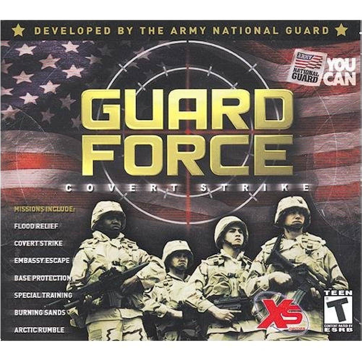 商標俳句乗ってGuard Force (輸入版)