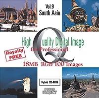 High Quality Digital Image Vol.9 South Asia