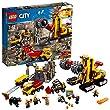 レゴ (LEGO)シティ ゴールドハント 採掘場 60188