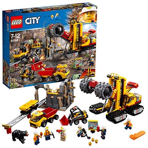 レゴ(LEGO) シティ ゴールドハント 採掘場 60188