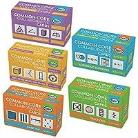 Didax Educational Resources Children's Common Core Grade 3-5 Collaborative Card Set [並行輸入品]