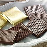 低糖工房 糖質オフスイートチョコレート キャレ8枚入り【糖質制限中・ダイエット中の方に】