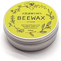 天然素材100% 蜜蝋ワックス BEEWAX 100ml