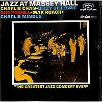 Jazz At Massey Hall(US FANTASY,REISSUE,86003)[Charlie Chan][LP盤]